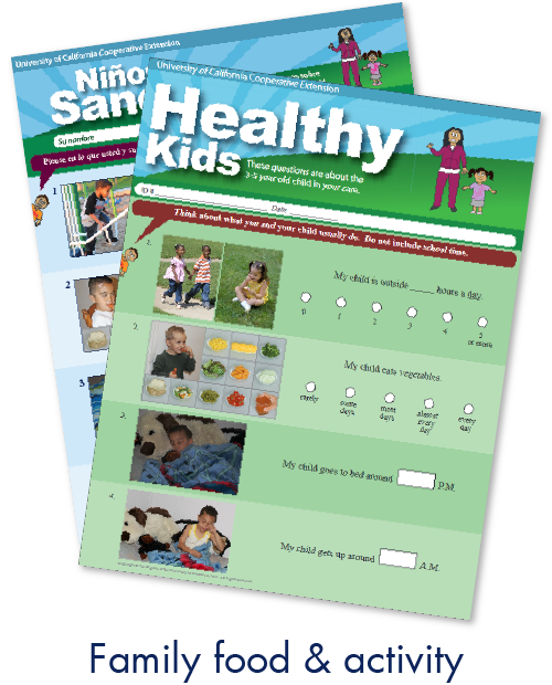 Healthy Kids Survey